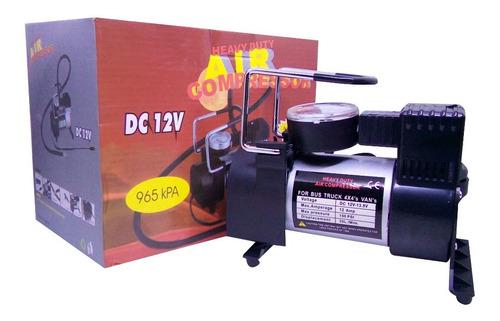 Compresor De Aire Para Llantas 12v 965 Kpa Bus 4x4
