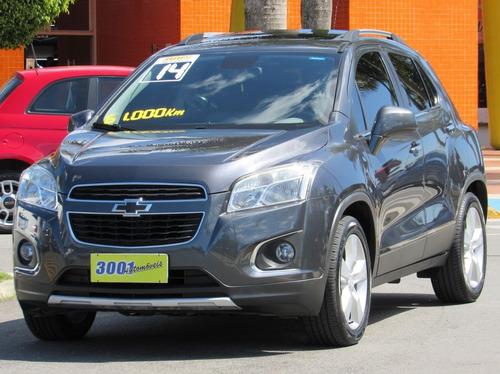 Imagem 1 de 15 de Chevrolet Tracker 1.8 Mpfi Ltz 4x2 16v