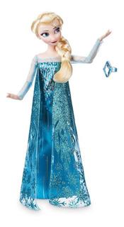 Frozen Elsa Muñeca Clasica Original Disney, Princesa Elsa.