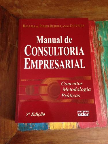 Manual De Consultoria Empresarial