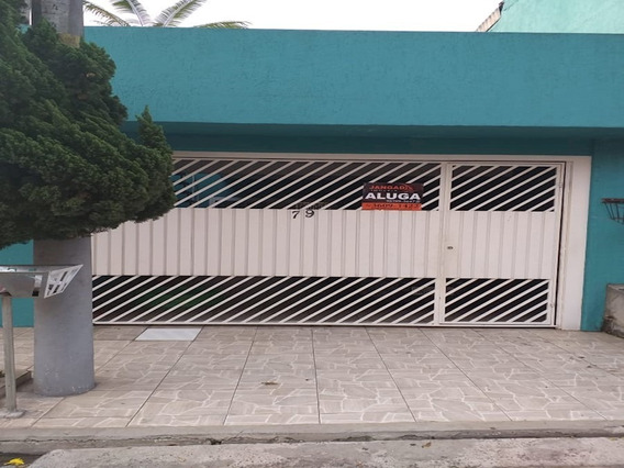 Casa Com 02 Dormitórios E 01 Vaga De Garagem - Parque Santa Teresa - 11421