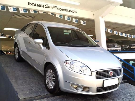 Fiat Linea 1.9 Mpi Hlx 16v Flex 4p Automatizado 2010