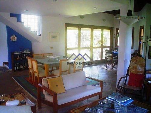Imagem 1 de 30 de Casa À Venda, 282 M² Por R$ 1.500.000,00 - Jacaré - Cabreúva/sp - Ca0363