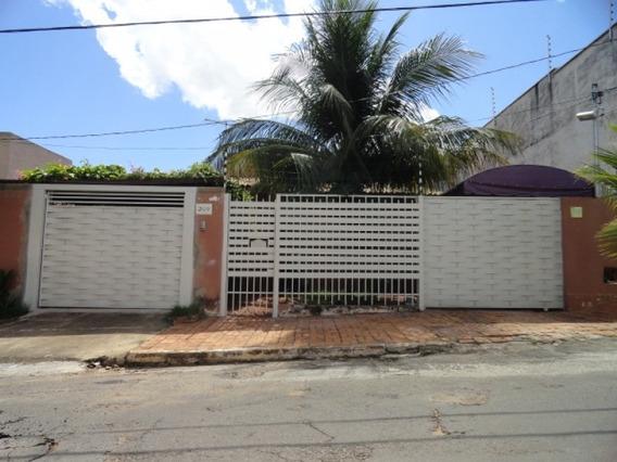 Casa No Bairro Santa Cruz 2 Em Cuiabá - Mt - 00846