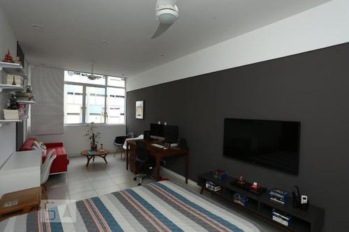Apartamento À Venda - Copacabana, 1 Quarto,  41 - S893136615
