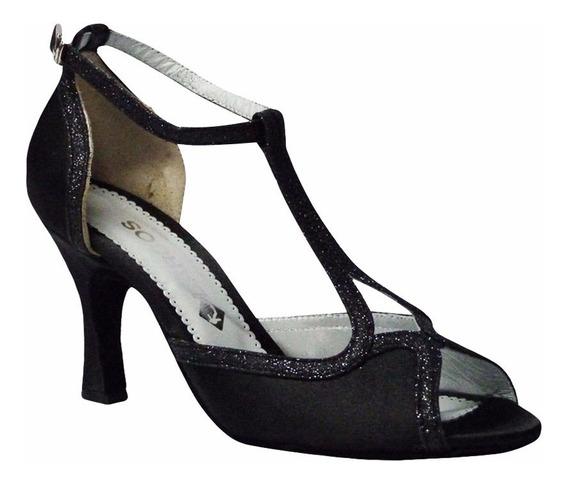 Zapatos De Baile Salsa Bachata Tango Darcos Precilia Salsa 1