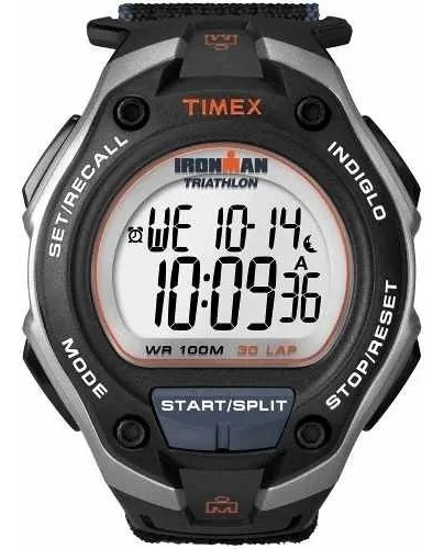 Rélogio Digital Timex Ironman Shock Masculino Original