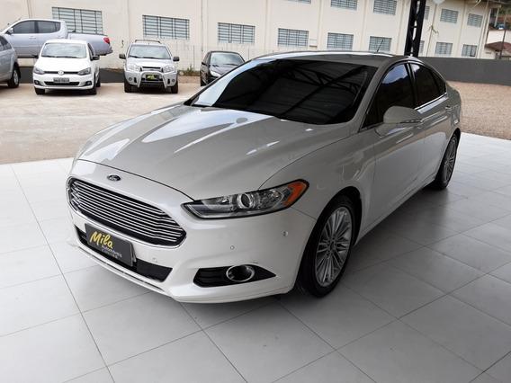 Ford Fusion Titanium Gtdi Awd Ecobust 2014