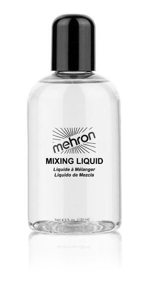 Maquillaje Mehron Liquido De Mezcla De 133ml