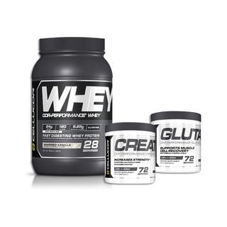 Whey Protein Libre De Gluten + Creatina + Glutamina Cellucor