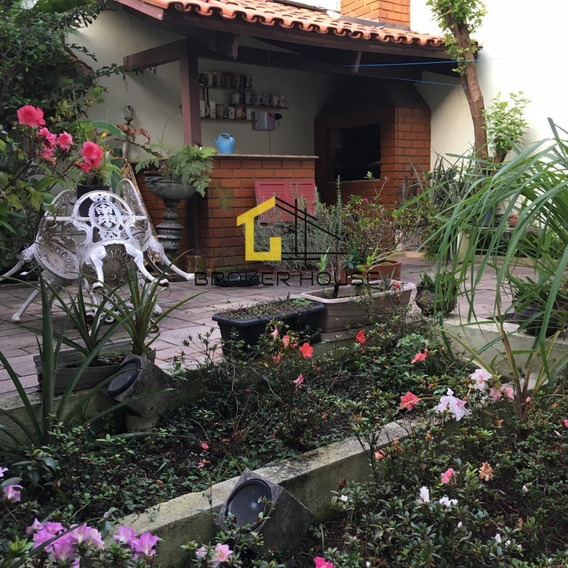 Casa A Venda No Bairro Indianópolis Em São Paulo - Sp. - Bh90010-1