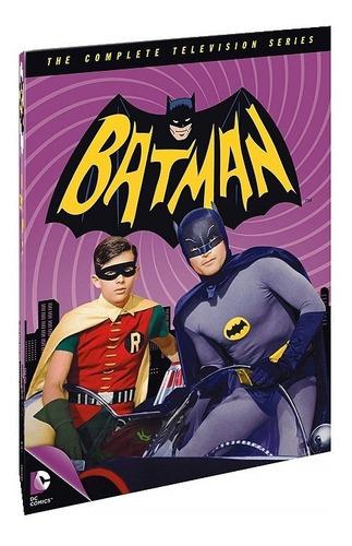 Batman (1966) - Importe Por Temporada - Dvd