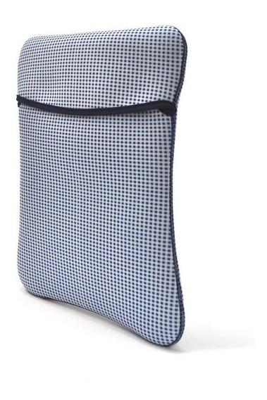 Case Para Notebook Envelope Duplaface 14 - Vichy