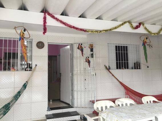 Casa 2 Qtos, Gar 3, Próx Praia Comerc Merc Conduç $ 220.mil