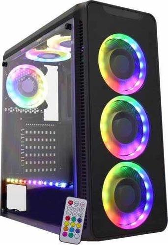 Promoção Cpu Gamer Core I5 7400 / 8gb Ddr4 / Ssd / Nvidia