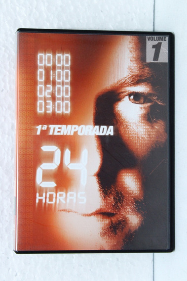 Dvd 24 Horas Temporada 1 Volume 1