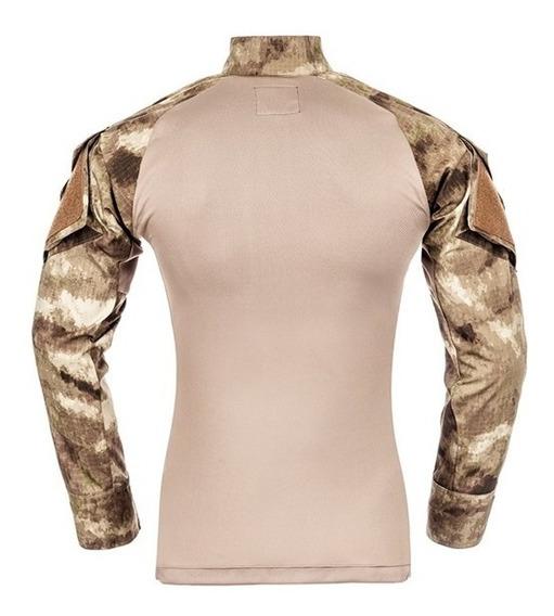 Camisa De Combate Raptor Invictus