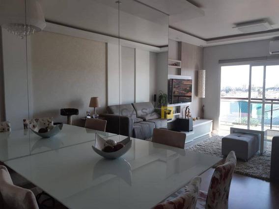 Apartamento Residencial À Venda, Residencial Boa Vista, Americana. - Ap0244