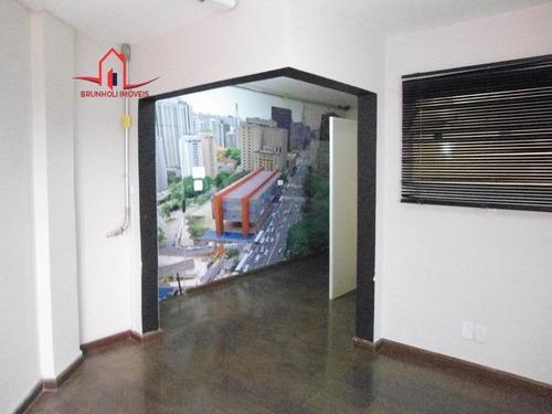 Sala Comercial A Venda No Bairro Jardim Paulistano Em São - 2015-1