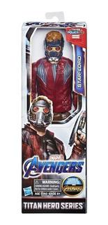 Marvel E3849 Avengers Titan Hero Starlord Juguete Hasbro