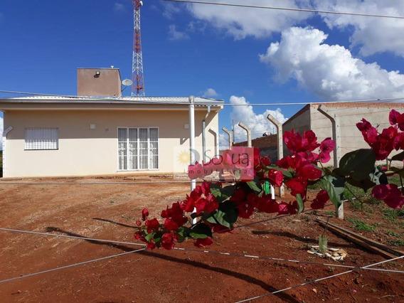 Casa Com 1 Dormitório À Venda, 84 M² Por R$ 180.000 - Cassino Shangrilá - São José Da Barra/mg - Ca0750