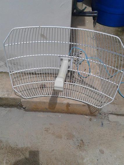 Antena Airgrid Ubiquiti Grillada 27 Dbi
