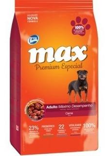 Max Adulto Máximo Desempeño Carne 15kg+ Obsequio*enviogratis