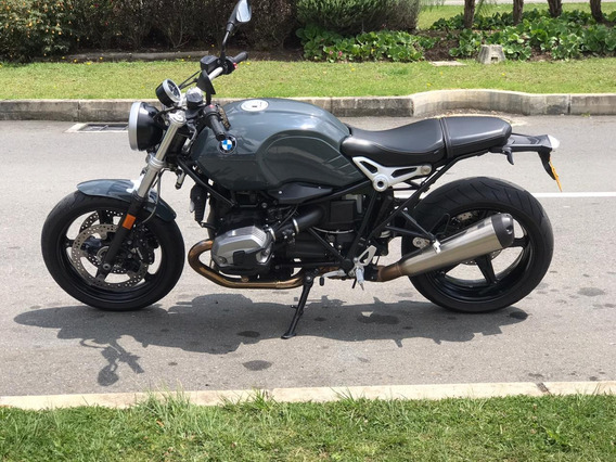 Bmw R Ninet Pure 2018 Kms 13.188 Impecable
