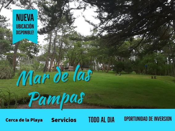 Terreno En Mar De Las Pampas 675 Mt2 Escritura Oportunidad!