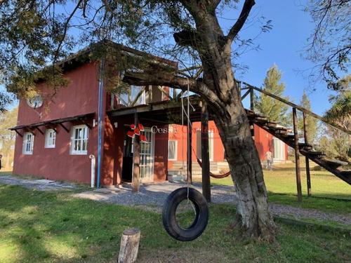 Venta O Permuta - Chacra En Sierra De Los Caracoles- Ref: 1484