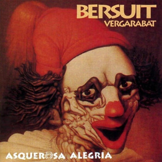 Bersuit Asquerosa Alegria Cd Nuevo Sellado Original