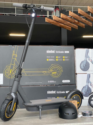Monopatin Electrico G30p Segway Ninebot Max