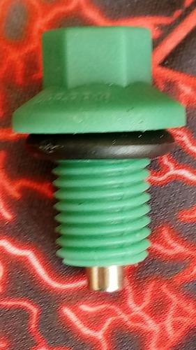 Imagem 1 de 6 de 2 Bujões Dreno Carter  Cg Twister Fazer Cb300 Magnetic  M12