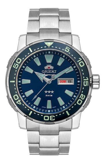 Relógio Orient Masculino Automático Ed Limitada F49tt001