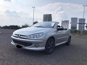 Peugeot 206 Cc 1.6 Mt