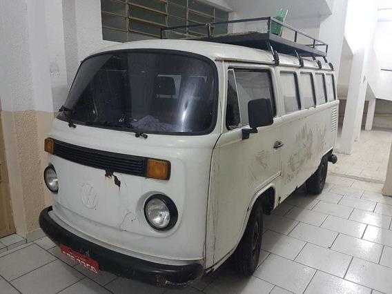 Volkswagen Kombi 1996 1.6 Gasolina