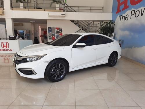 Honda Civic Ex Modelo 2020 2690 Kms Perfecto Estado!! Nuevo
