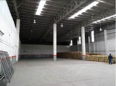 Toluca - Renta De Nave Industrial