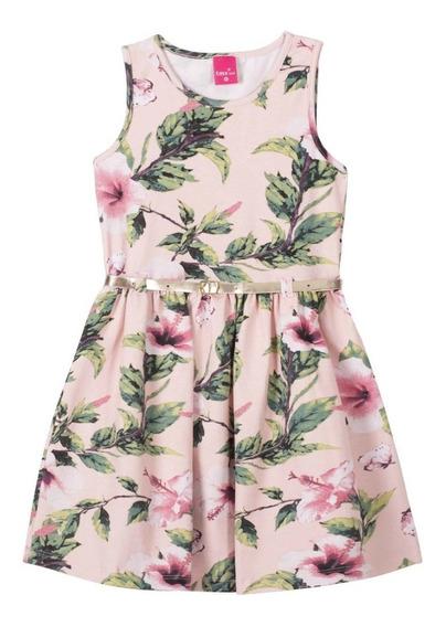 Roupas De Bebe Vestido Infantil Menina Fofura Blogueira *-*