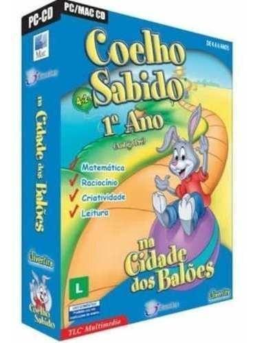 Coelho Sabido Na Cidade Dos Balões