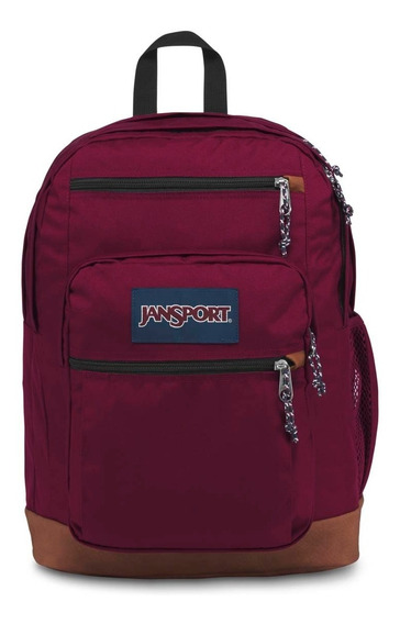 Zonazero Mochila Jansport Cool Student Russet Red Original