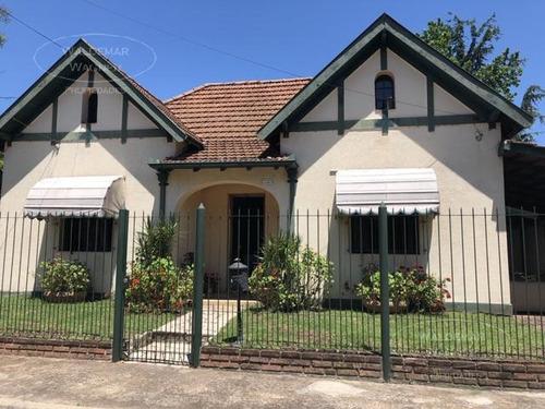 Casa  Con Jardin En  San Andres