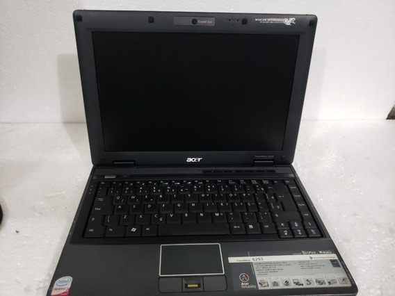 Notebook Acer Travelmate 6293 Hd 160gb