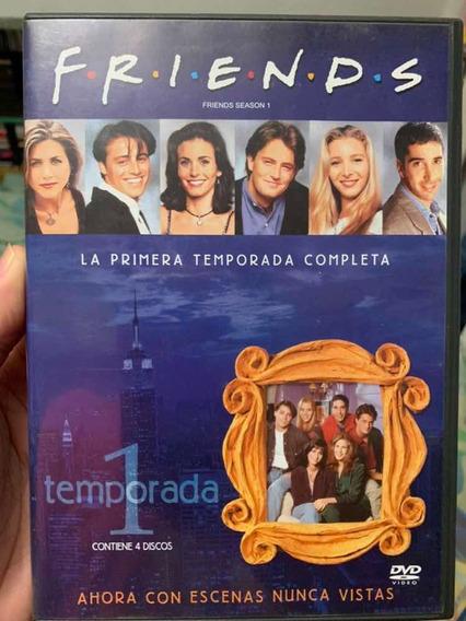 Dvd Friends Temporada 1
