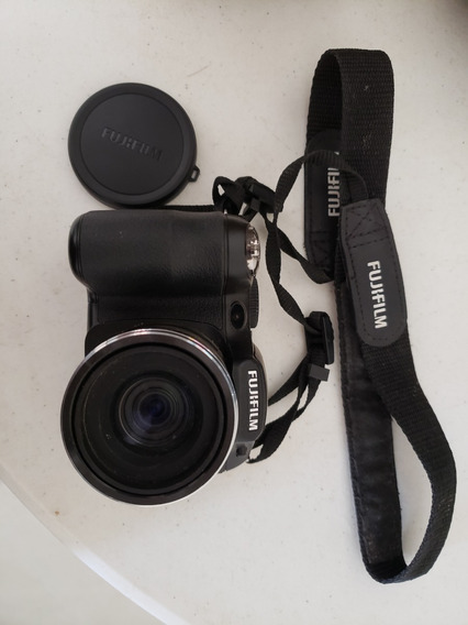 Máquina Fotográfica Semi-profissional Fujifilm