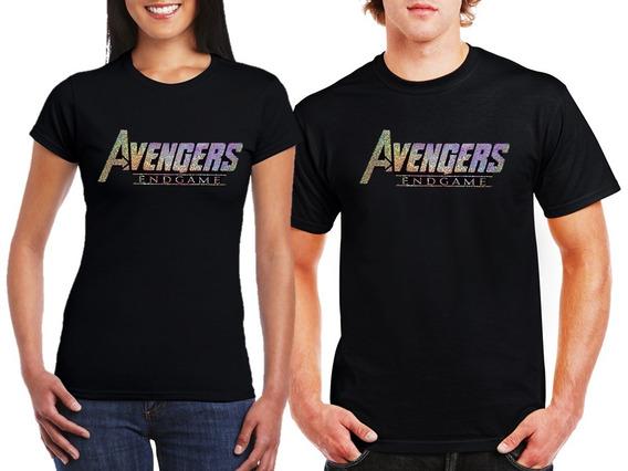 6 Playeras Avengers Endgame Familia Ó Amigos 6 Playeras