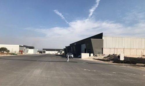 Terrenos Industriales En Los Cués Dentro De Parque Industria