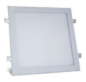 Kit C/5 Placas Plafon Painel Led 40x40 36w/ Embutir