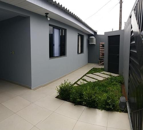 Casa Em Conradinho, Guarapuava/pr De 100m² 3 Quartos À Venda Por R$ 240.000,00 - Ca982009