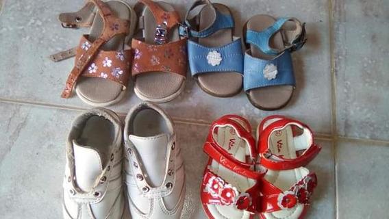 Sandalia Para Niña Talla 20